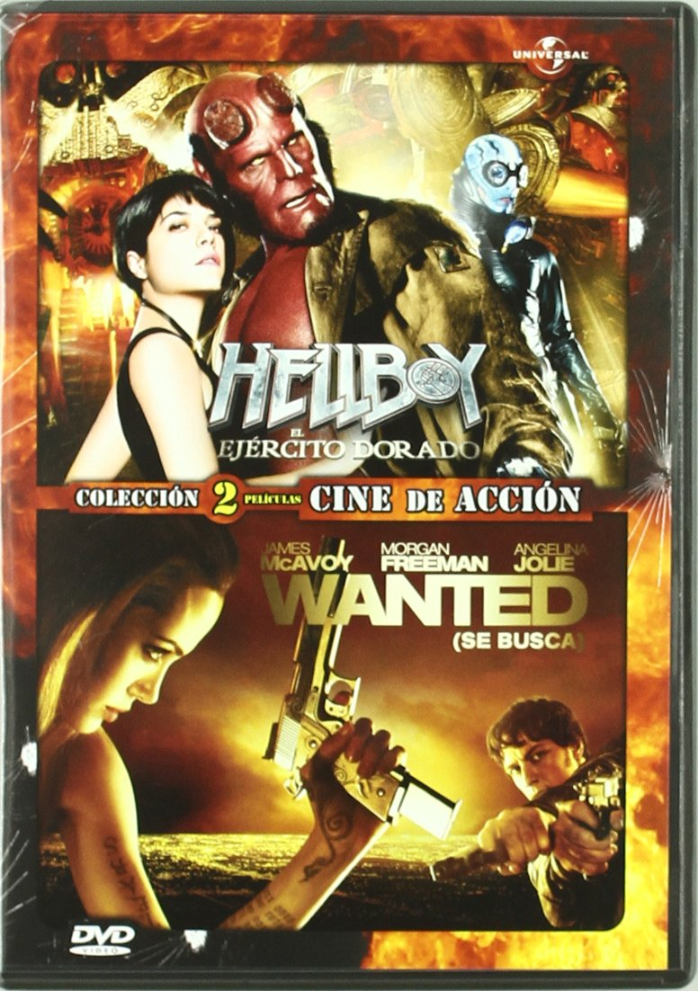 Pack Hellboy II: El Ejército Dorado: Edición Especial 2 ...
