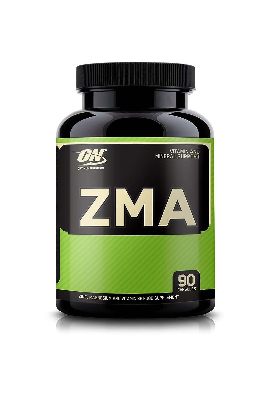 Optimum Nutrition Zma Minerales de Magnesio - 90 Cápsulas: Amazon.es: Salud y cuidado personal