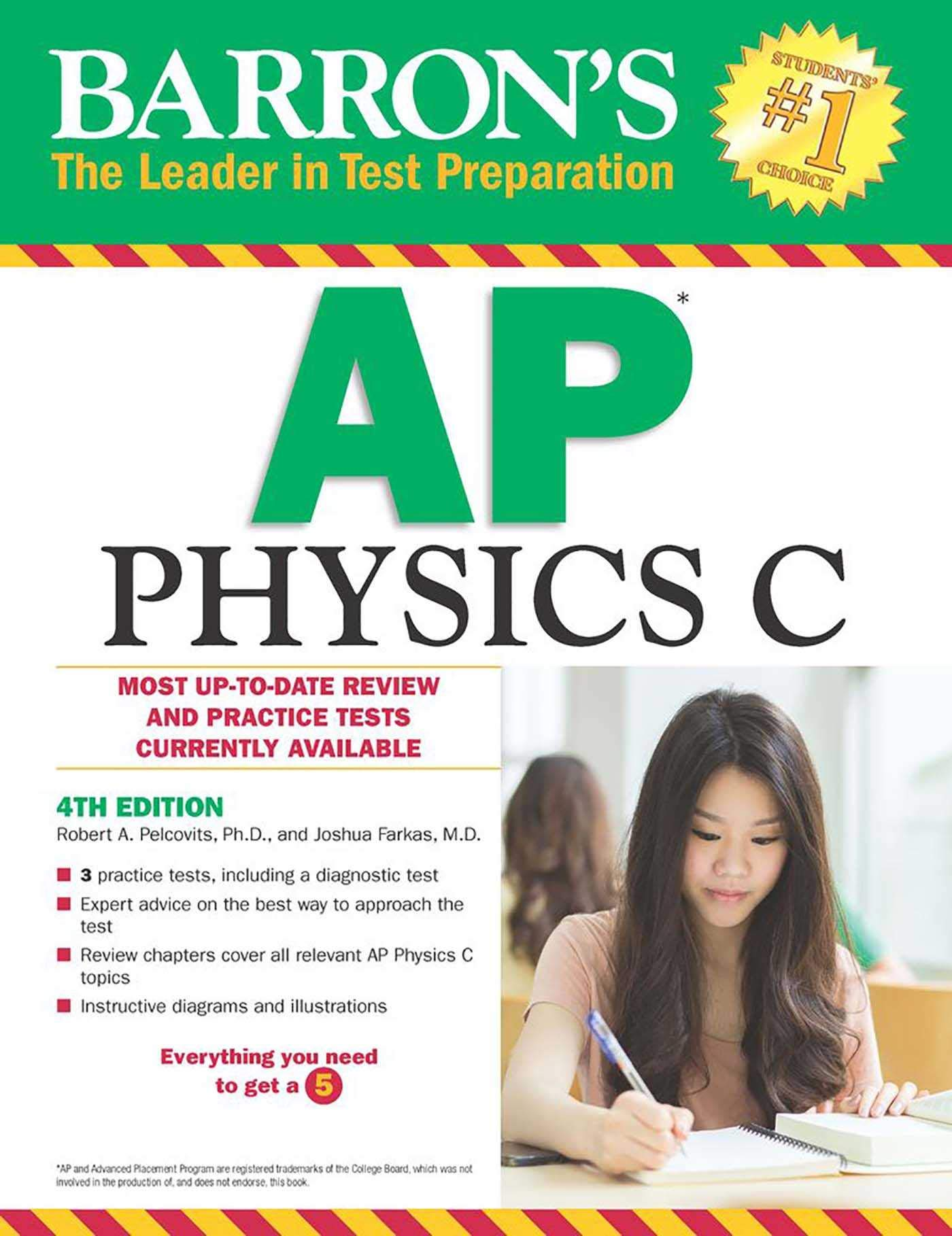 Buy Barron's AP Physics C Book Online at Low Prices in India | Barron's AP  Physics C Reviews & Ratings - Amazon.in