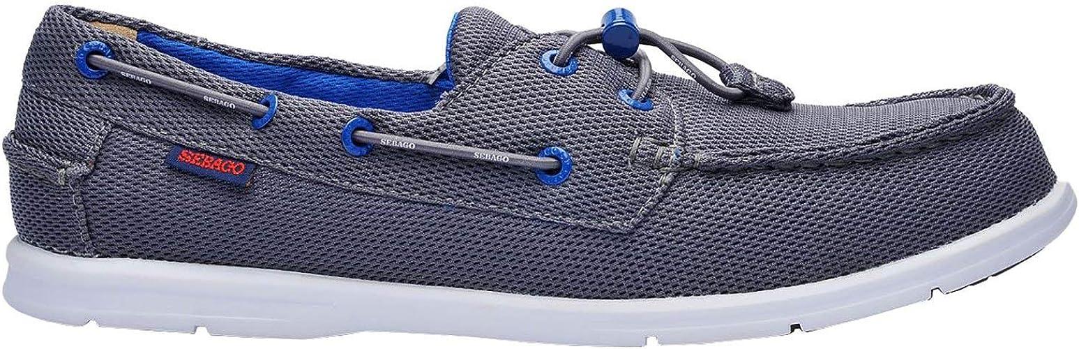 Sebago Naples Tech, Chaussures Bateau Homme: