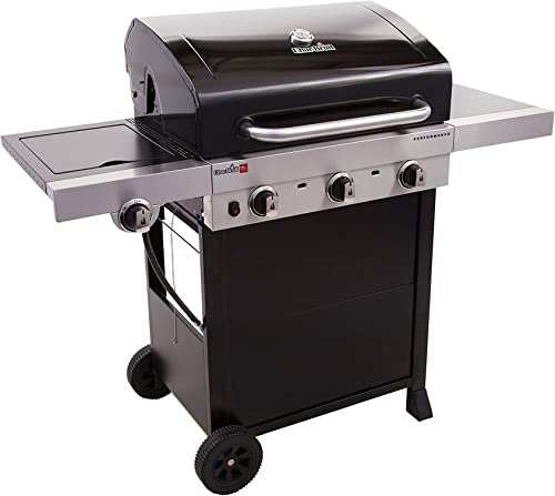 Char-Broil-Performance-TRU-Infrared-450-3-Burner-Cart-Liquid-Propane-Gas-Grill