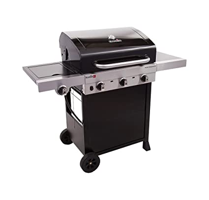 Amazon Char Broil Performance Tru Infrared 450 3 Burner Cart
