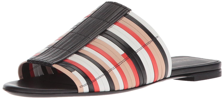 Via Spiga Women's Harlotte Woven Slide Sandal B075384WZZ 8.5 B(M) US|Multicolor Leather