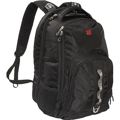 Amazon.com | SwissGear Scansmart Backpack, Black | Backpacks