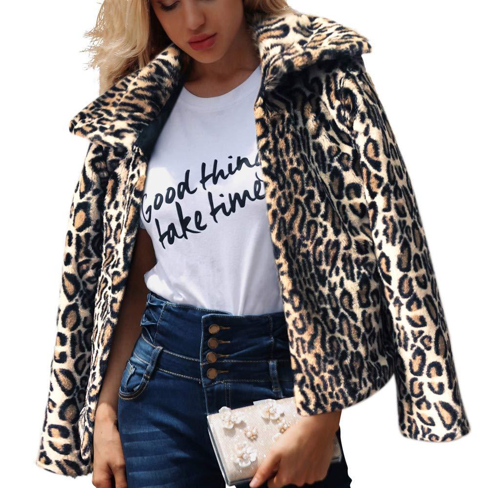 Amazon.com: DMZ Womens Warm Artificial Wool Coat Lapel Jacket Winter Parka Outerwear (L, Black): Clothing