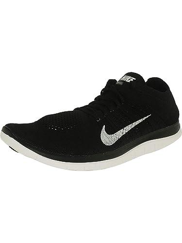 regard détaillé 71c2e 4407c Nike Basket Free Flyknit 4.0-631053-001-46: Amazon.fr ...