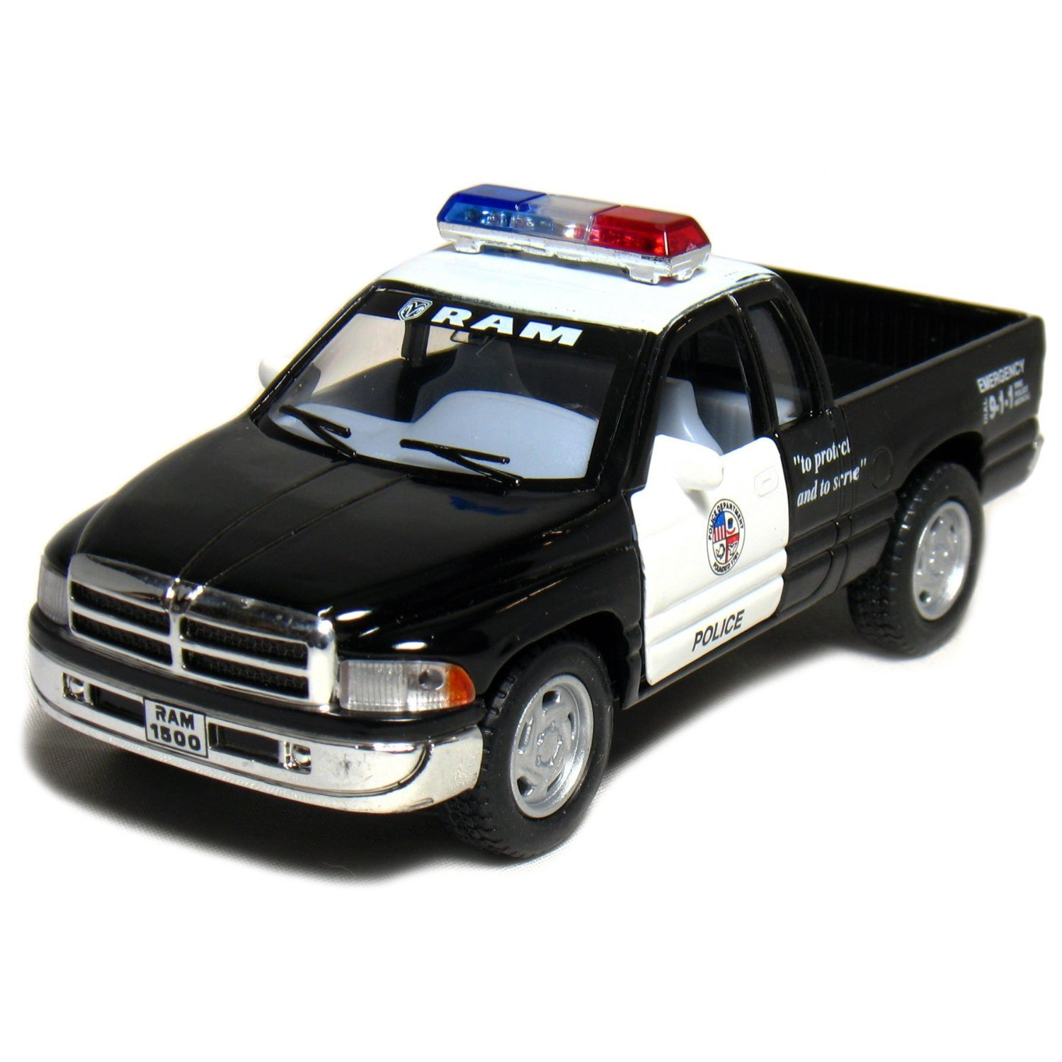 Toys for Boys Police Car Truck Kids 4 5 6 7 8 9 Year Old Age Car ...