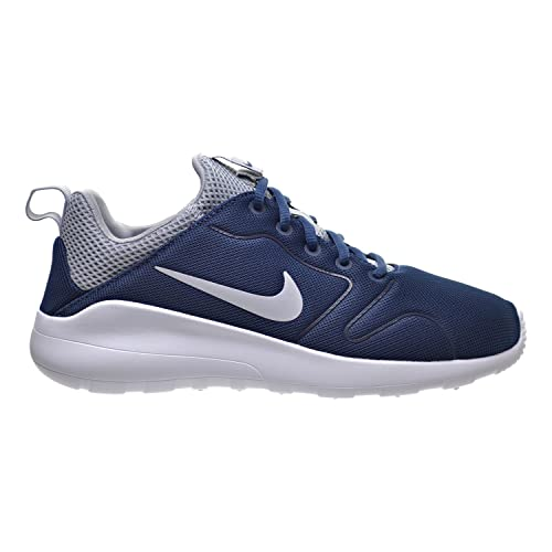 quality design 3f37e 62597 Nike Kaishi 2.0 Men s Shoes Midnight Navy Wolf Grey White 833411-401 (