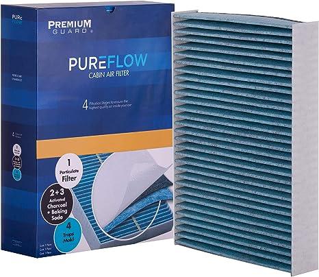 Amazon.com: Filtro de aire de cabina PG PC99052 | Compatible ...