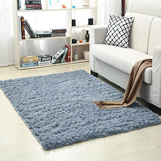 Door Mats Floor Mats Grey Black Shaggy Area Rug Bedroom Living Room Fluffy Carpet Home Mats Furniture Home Furniture Diy Mhg Co Ke