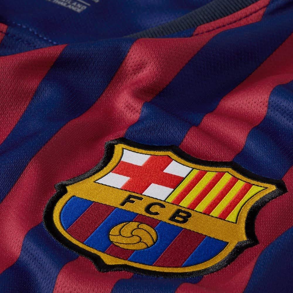Amazon.com: Nike FC Barcelona Stadium Home - Camiseta de ...