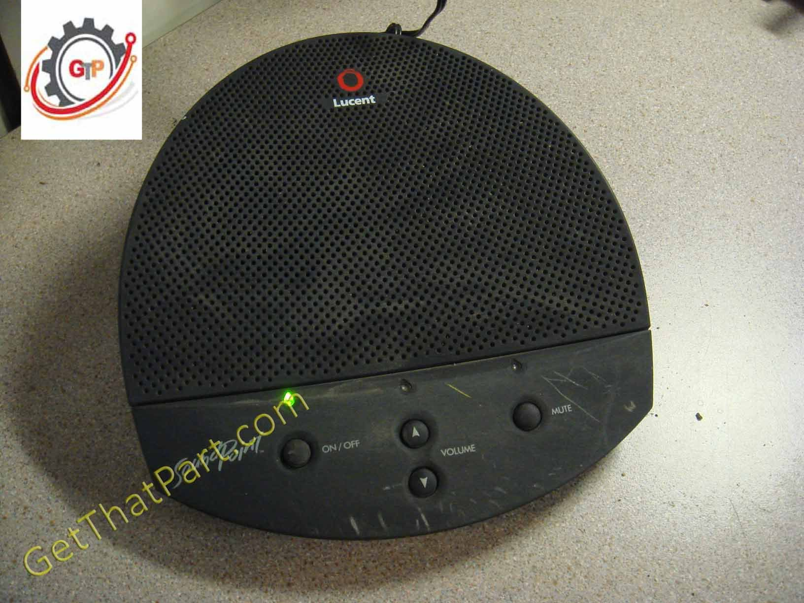 Polycom Soundpoint PC Speakerphone Full Duplex 180 Degree Pickup