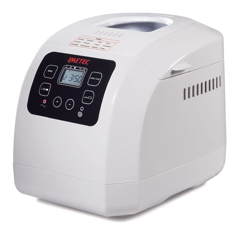 Máquina para la preparación del PAN Imetec BM 1000 con potencia Pari a 550 W con 12 programas con Partenza differita: Amazon.es: Hogar