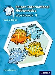 Nelson international mathematics. Workbook. Per la Scuola elementare. Con espansione online: Nelson International Mathematics 2nd Edition Workbook 4