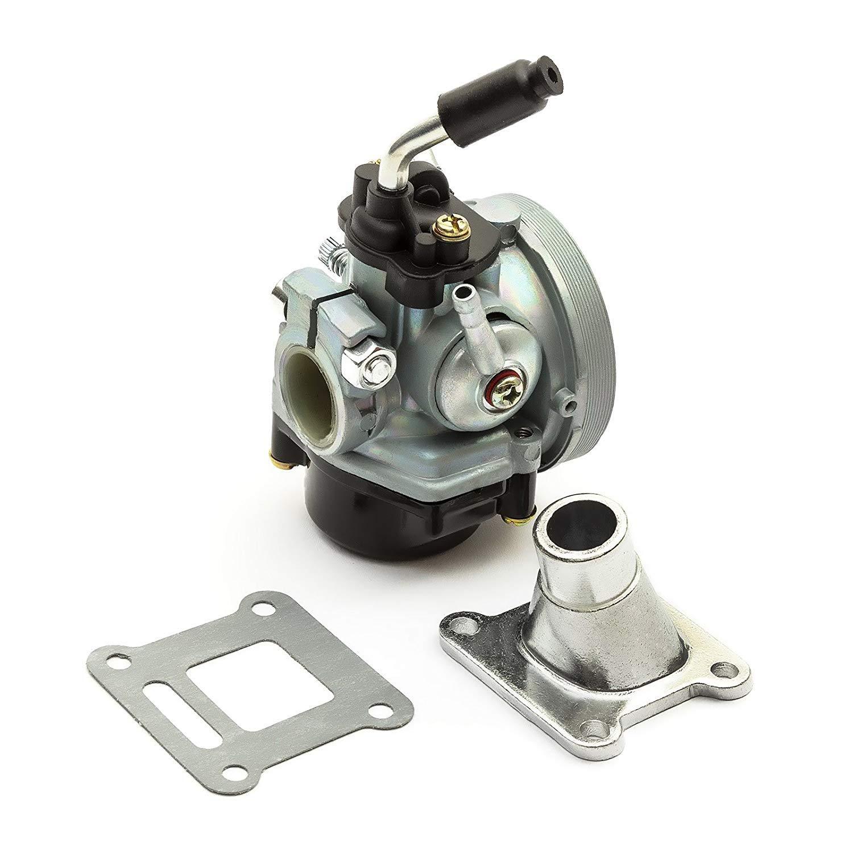 VISTARIC Carburador para 47cc 49cc Mini Moto Minimoto Quad ...
