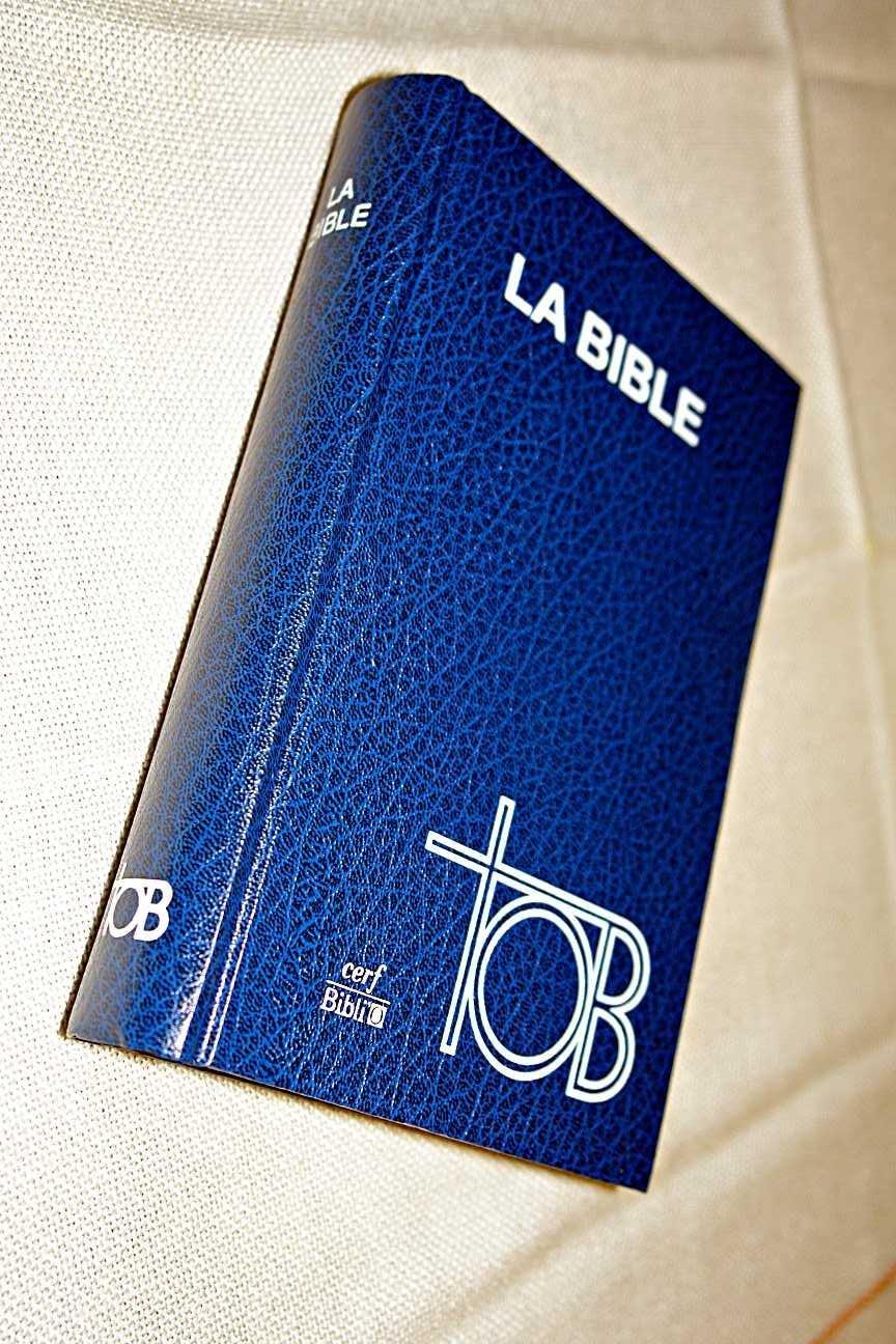 la bible tob pour pc