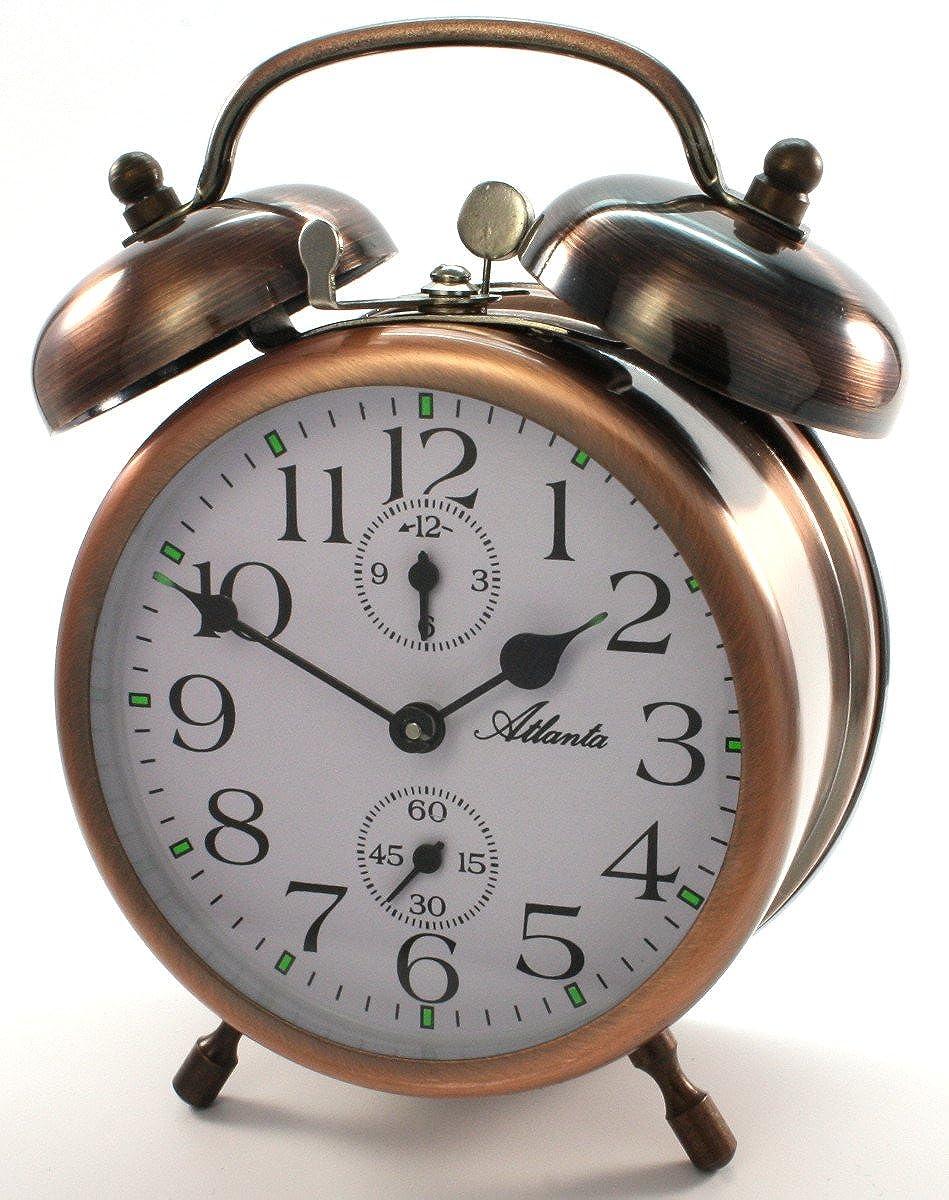 Atlanta 1058-18 - Reloj analógico unisex