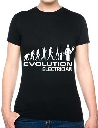 Evolution Of A Superbike Motorbike Funny Ladies T-Shirt Birthday Gift Size S-XXL