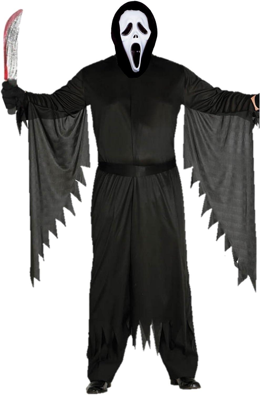 Disfraz de Asesino de Cine - Hombre, L, Halloween: Amazon.es: Ropa ...