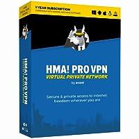 avast. HMA Pro–Tarjeta de VPN 2018, 1año [clave]