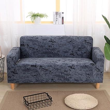 Funda de sofá antimanchas antideslizante 1 pieza Funda de ...