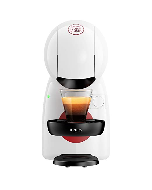 Krups KP1A01 Piccolo XS - Cafetera monodosis de plástico ...