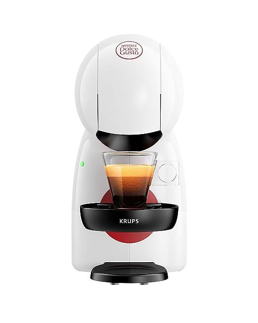 Krups KP1A01 Piccolo XS - Cafetera monodosis de plástico: Amazon ...
