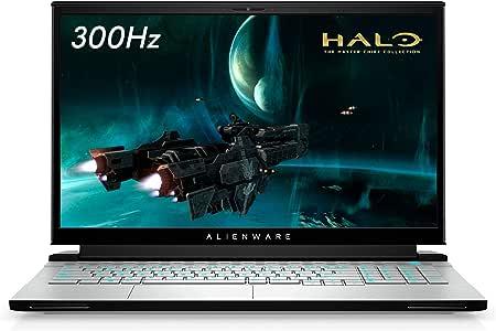 New Alienware m17 R3 17.3 inch FHD Gaming Laptop (Luna Light) Intel Core i7-10750H 10th Gen, 16GB DDR4 RAM, 1TB SSD, Nvidia Geforce RTX 2070 8GB GDDR6, Windows 10 Home