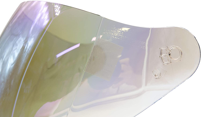 HJC Helmet Shield Rainbow RST Mirror Visor Shield For HJ-11 CL-33 AC-3
