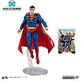 McFarlane DC Multiverse 15002 Morden Superman Action Figure