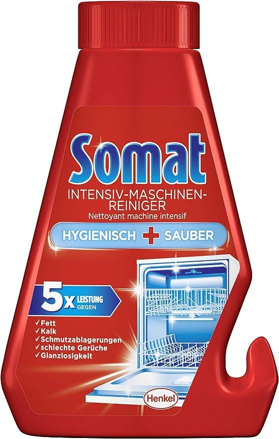 Somat Limpiador de Lavadoras, 250 ml: Amazon.es: Salud y cuidado ...
