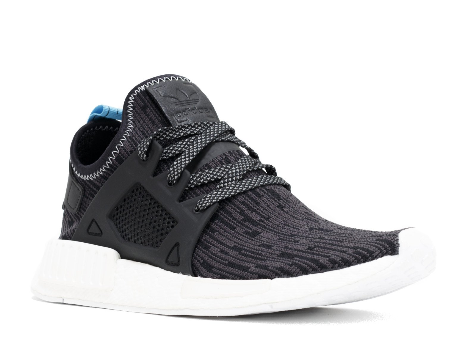 3f9ddf7116ef2 Galleon - Adidas NMD Xr1 Pk - S32215 - Size 4.5 Black