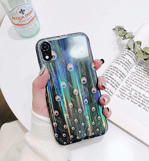 Amazon Com Losin Peacock Case Compatible With Apple Iphone