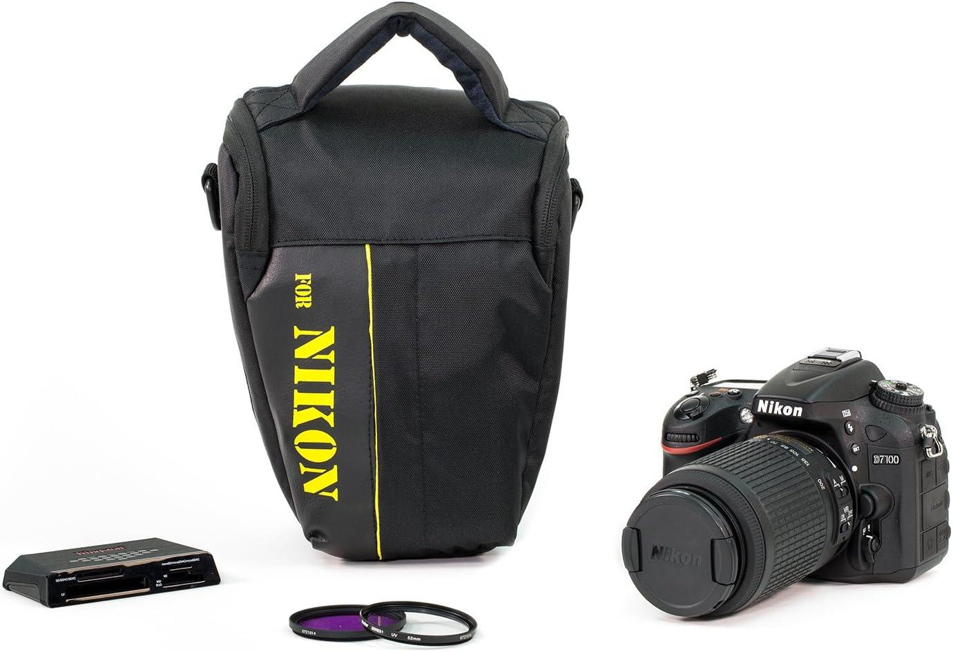 MegaGear Ultra Light - Bolsa para cámaras Profesionales Nikon ...