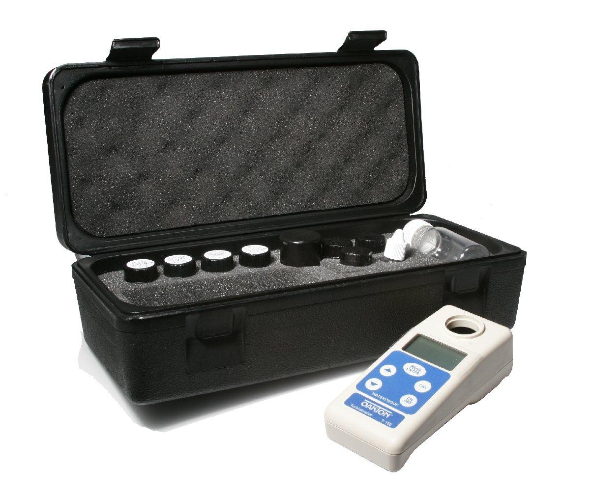 Kit de medidor de turbidez con viales de calibración Oakton T-100