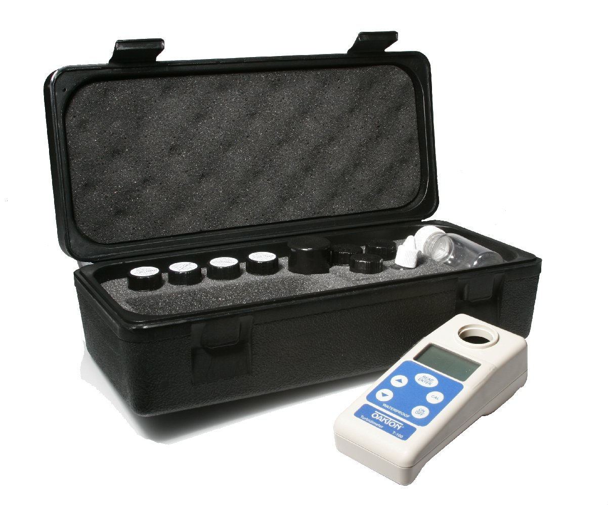 Oakton WD-35635-00 T-100 Turbidity Meter Kit, with Calibration Vials by Oakton