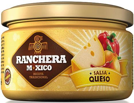 Ranchera M-Xico Frasco Salsa de Queso - 280 ml