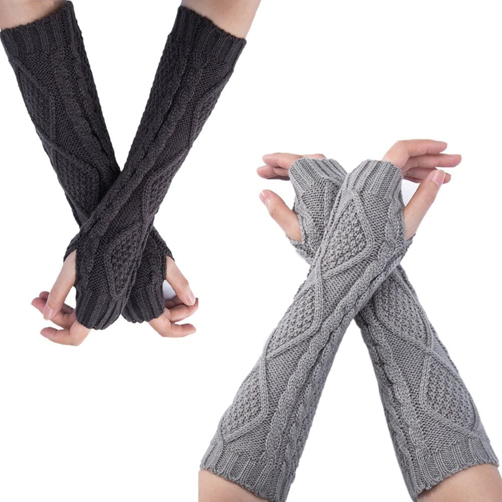 Flyou 2Pairs Winter Arm...
