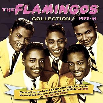 Amazon   THE FLAMINGOS COLLECTION 1953-61   FLAMINGOS   輸入盤   音楽
