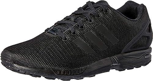Amazon | [アディダス] 靴 Zx Flux ブラック