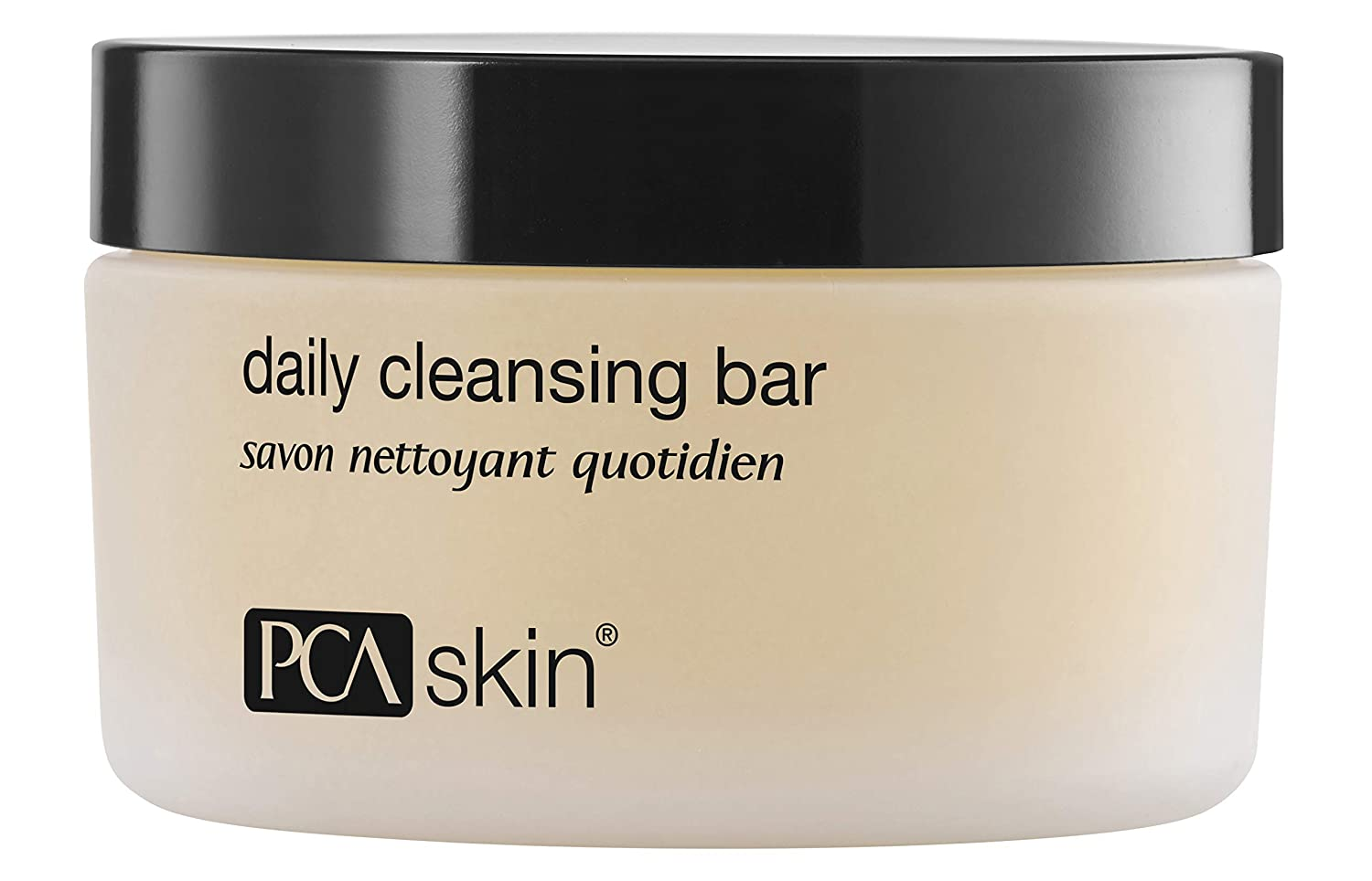 PCA SKIN Daily Cleansing Bar, Hydrating Cleanser for All Skin Types, 3.2 oz.: Premium Beauty