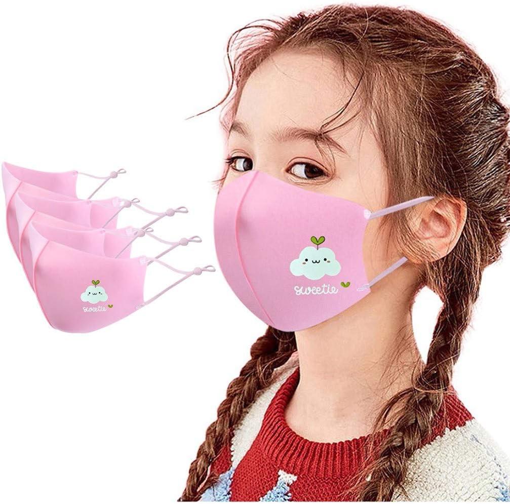 Lavable Tissu Visage Multicouche Respirant Chasse Poussi/ère ᴍ