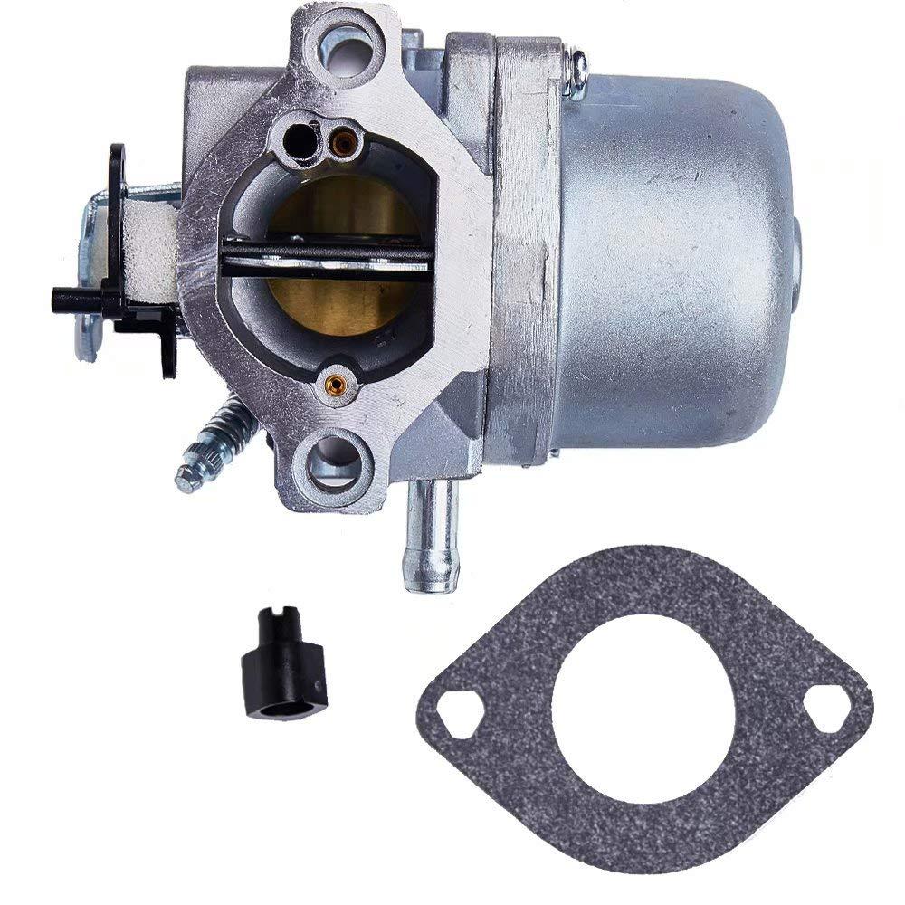 VacFit Carburetor for Briggs & Stratton 799728 498027 498231 499161 Lawn Mower Carb