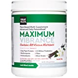 Vibrant Health - Maximum Vibrance, Plant-Based Meal Replacement Rich with Vitamins, Minerals, Antioxidants, and Protein…