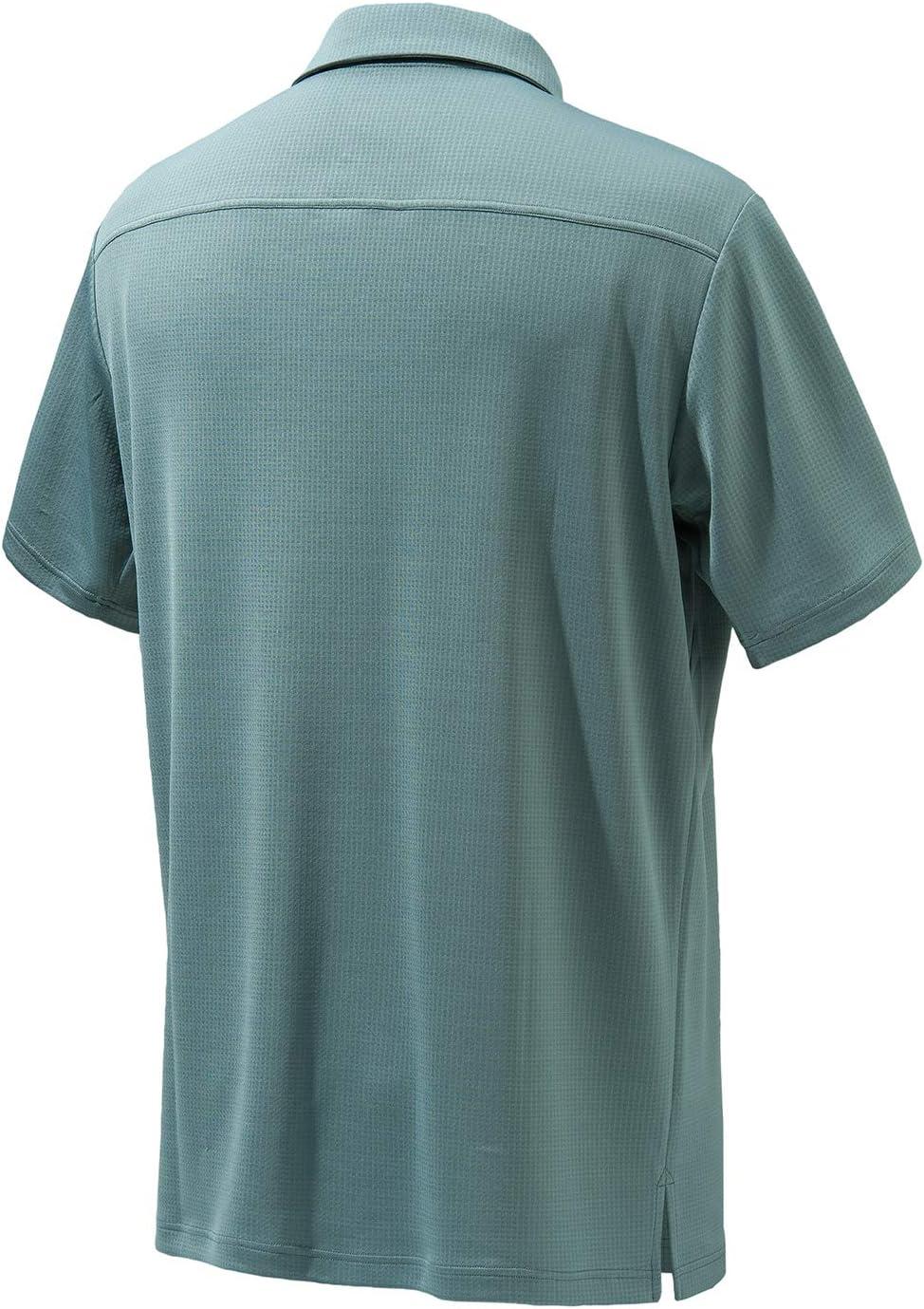 Beretta Men/'s US Tech Polo Shirt