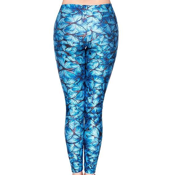 lunaanco Yoga Pantalones para Mujer Leggings Pantalon de ...