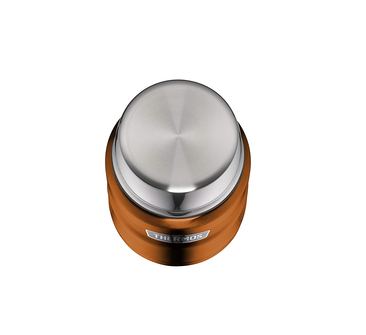 Thermos 4001.256.047/llano Tarro Stainless King color azul 0,47/L acero inoxidable