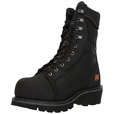 Timberland PRO Men's Rip Saw Composite-Toe Logger Work Boot | Industrial & Construction Boots