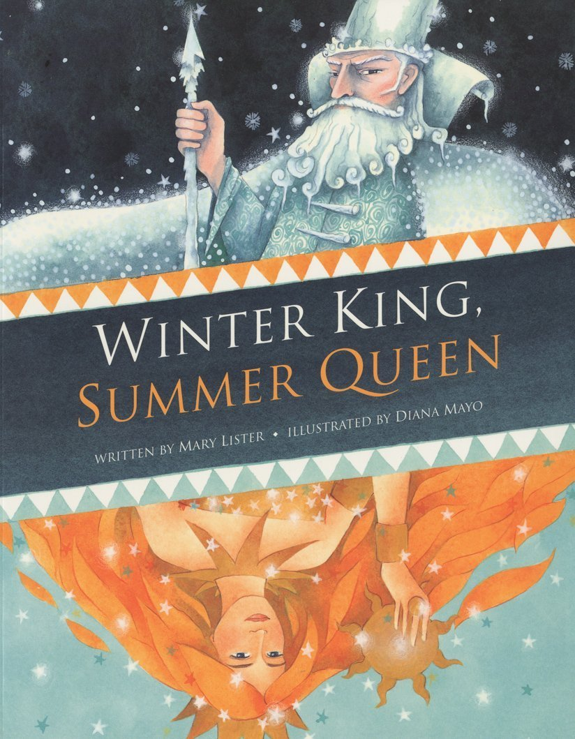 The Winter King and the Summer Queen: Amazon.co.uk: Mary Lister ...