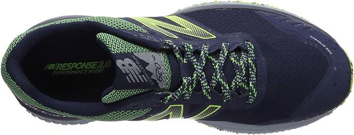 New Balance Mt620V2, Zapatillas de Running para Hombre, Azul (Navy), 40 EU: Amazon.es: Zapatos y complementos